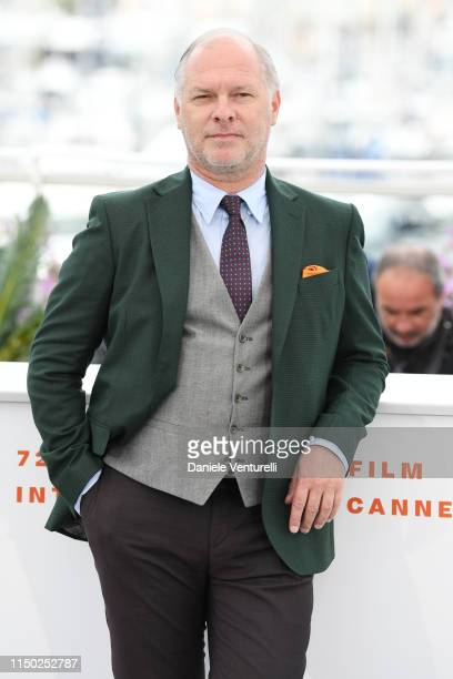 "Vlad Ivanov attends the photocall for ""The Whistlers "" during the 72nd annual Cannes Film Festival on May 19, 2019 in Cannes, France."