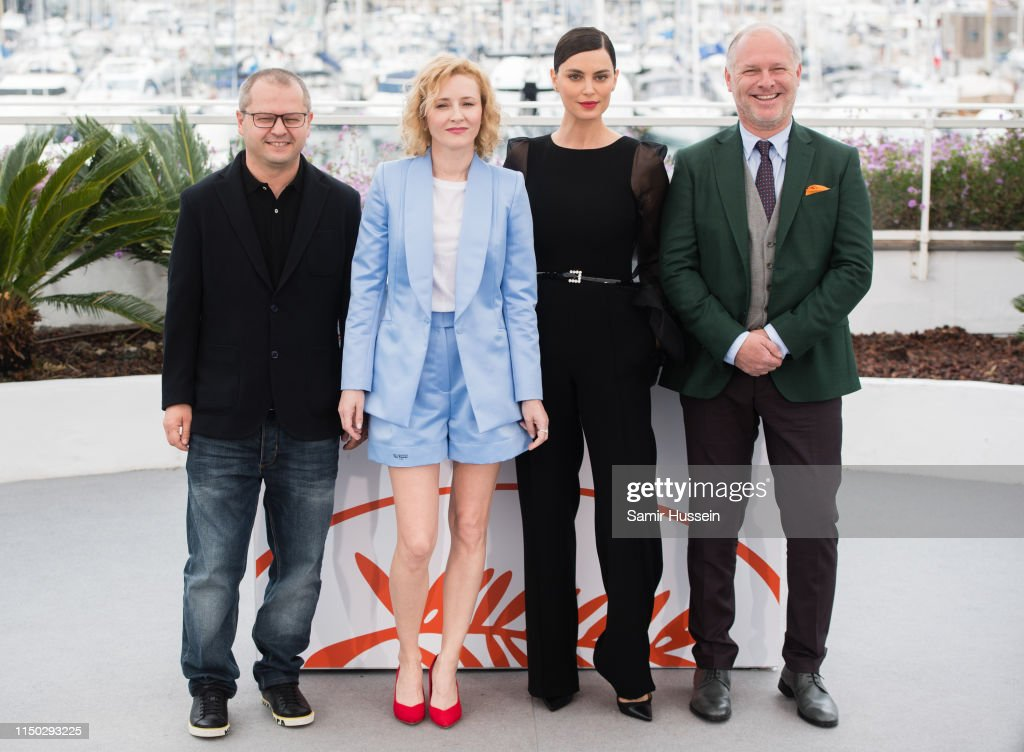 "FRA: ""The Whistlers (La Gomera/ Les Siffleurs)"" Photocall - The 72nd Annual Cannes Film Festival"