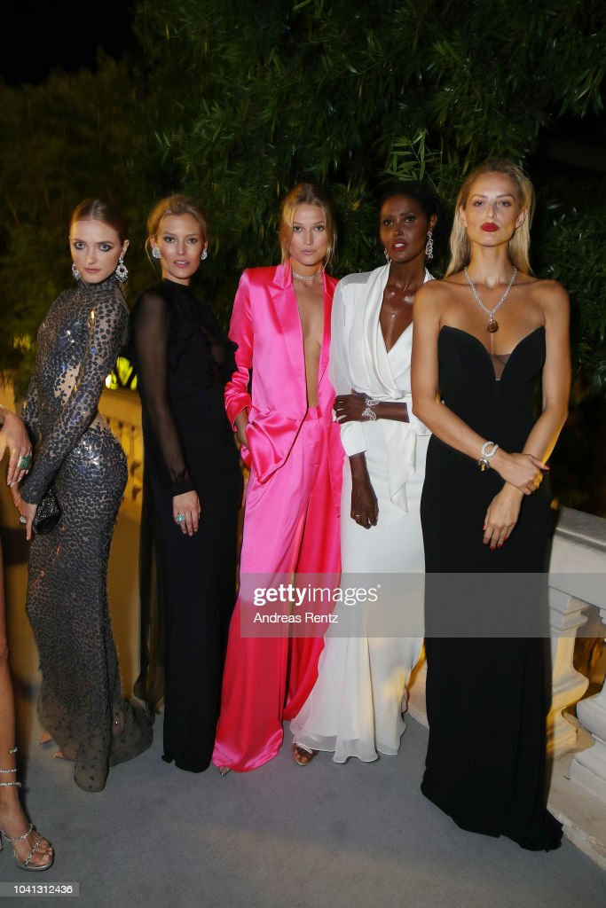 Monte-Carlo Gala for the Global Ocean 2018 - Cocktail : News Photo