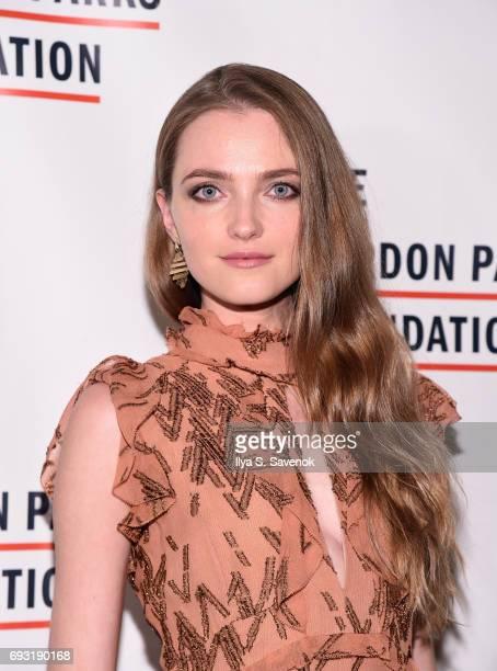 Vlada Roslyakova attends the 2017 Gordon Parks Foundation Awards Gala at Cipriani 42nd Street on June 6 2017 in New York City