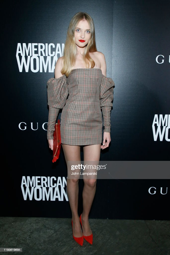 """American Woman"" New York Screening : Nieuwsfoto's"