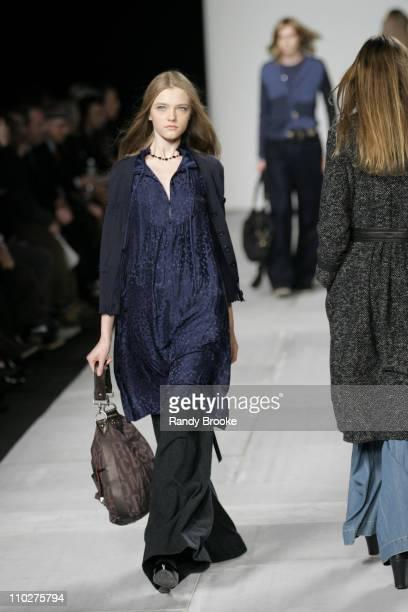 Vlada Roslyakova wearing Marc by Marc Jacobs Fall 2006