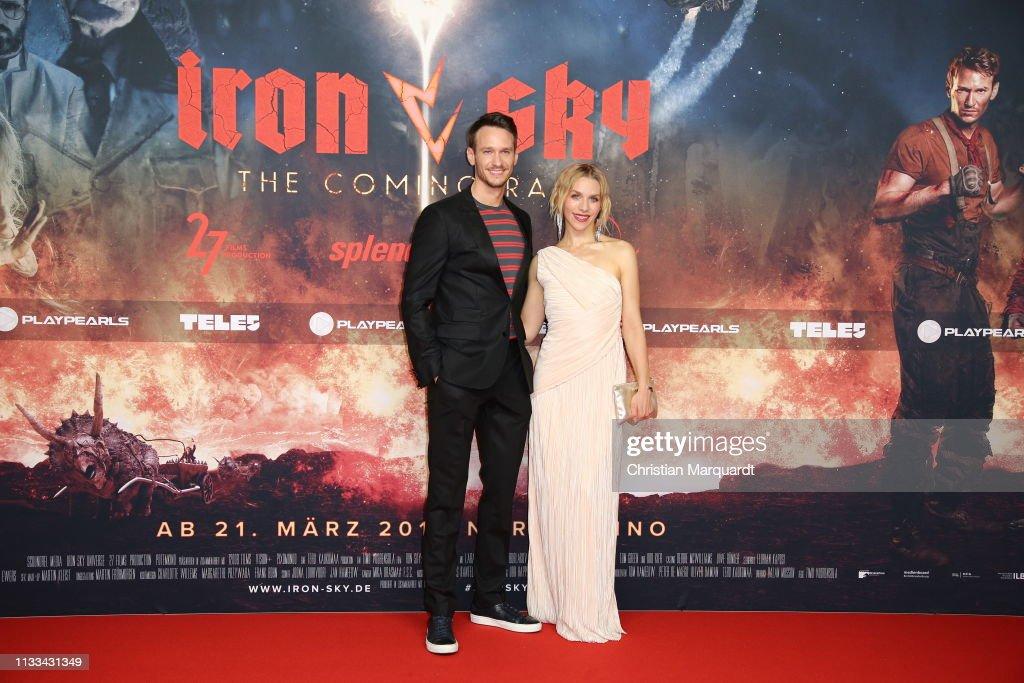 "DEU: ""Iron Sky: The Coming Race"" Premiere In Berlin"