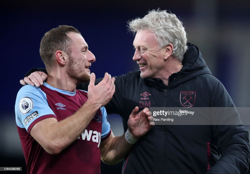Everton v West Ham United - Premier League : Nachrichtenfoto