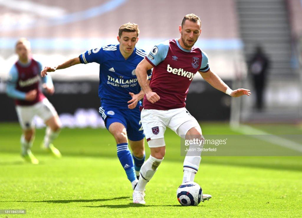 West Ham United v Leicester City - Premier League : News Photo