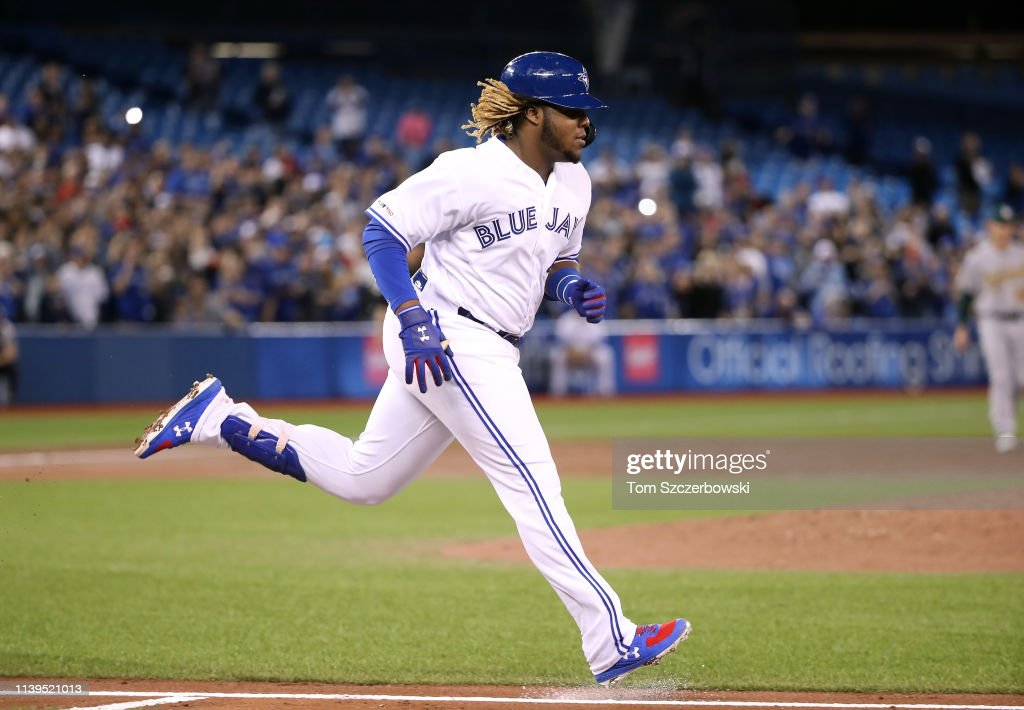 Oakland Athletics v Toronto Blue Jays : News Photo