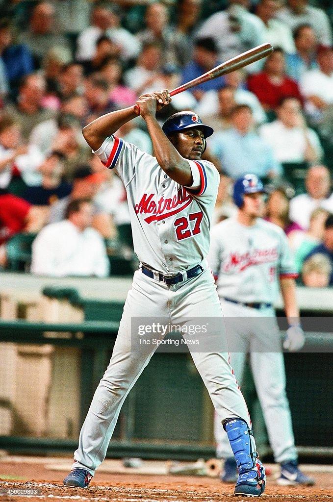 Montreal Expos v Houston Astros : News Photo