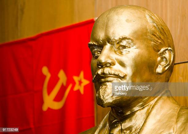vladimir iljich lenin - dictator stock pictures, royalty-free photos & images