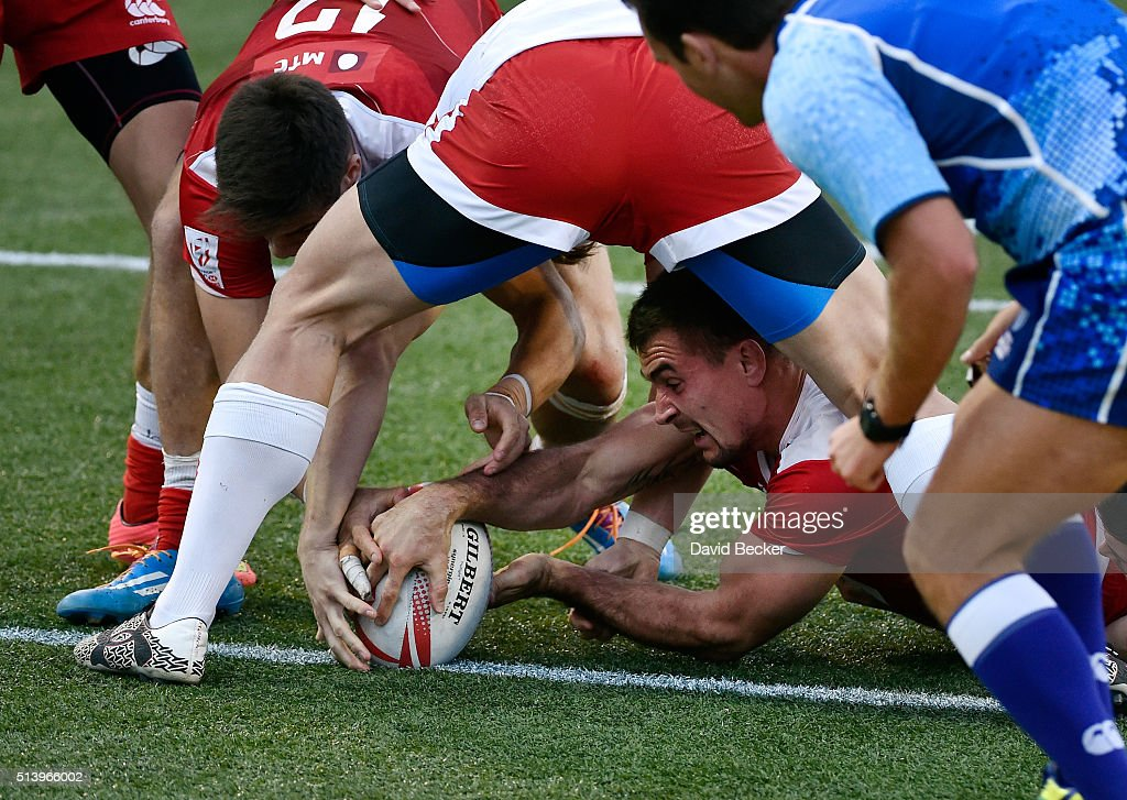 2016 USA Sevens Rugby Tournament - Day 2 : News Photo