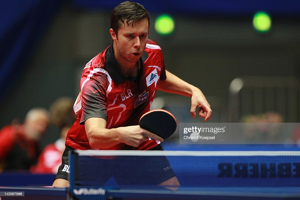 LIEBHERR Table Tennis Team World Cup 2012 - Day 5