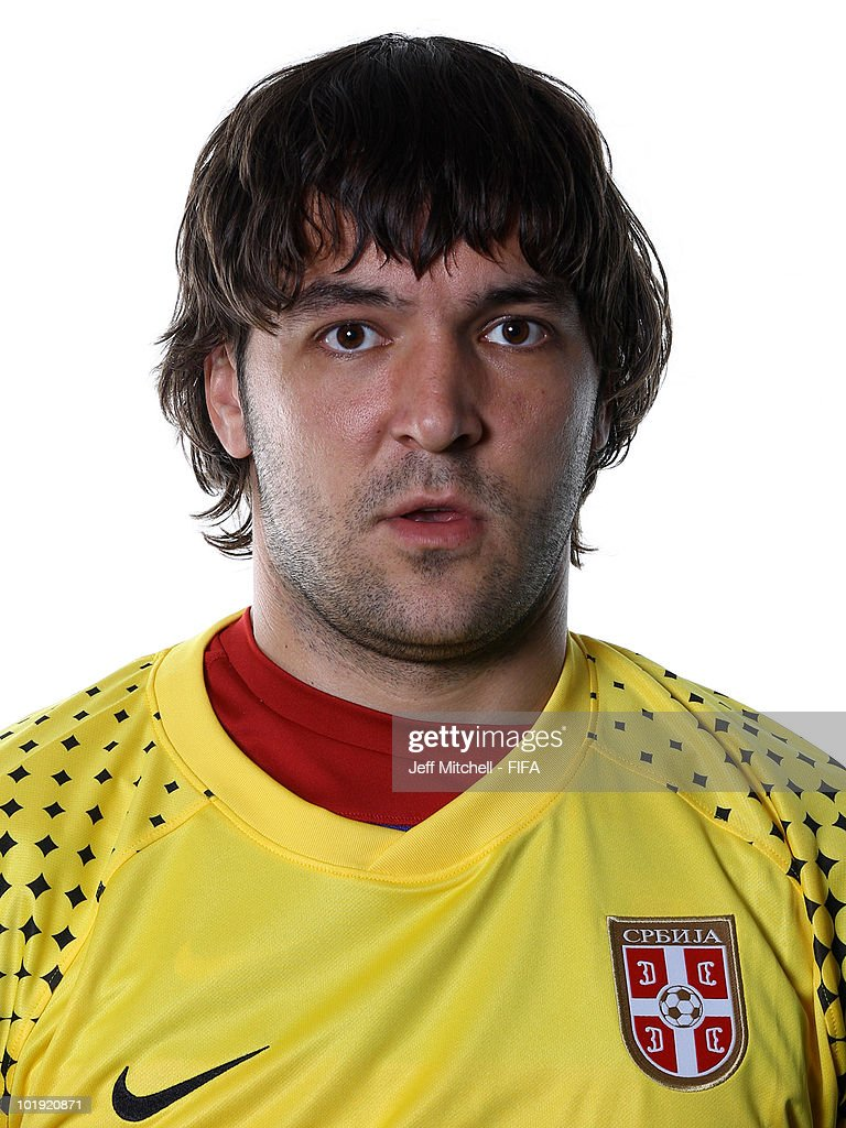 Serbia Portraits - 2010 FIFA World Cup