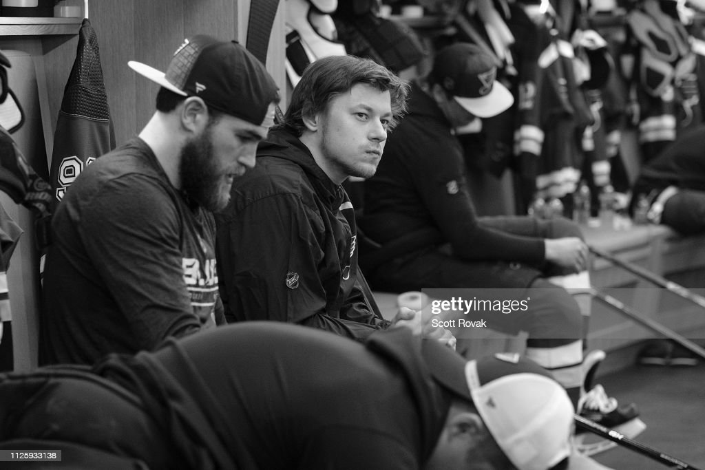 MO: Toronto Maple Leafs v St Louis Blues