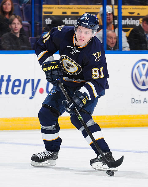 Buffalo Sabres v St. Louis Blues