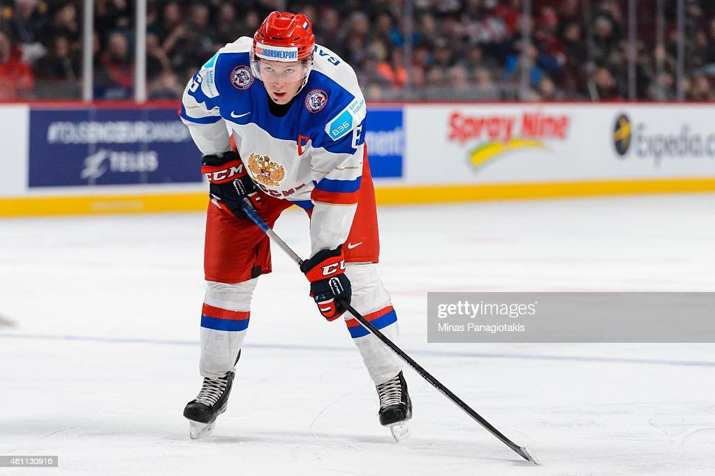 Quarterfinal1 - 2015 IIHF World Junior Championship