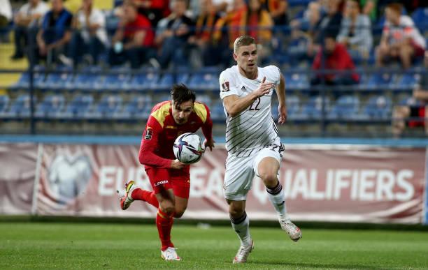 MNE: Montenegro v Latvia - 2022 FIFA World Cup Qualifier