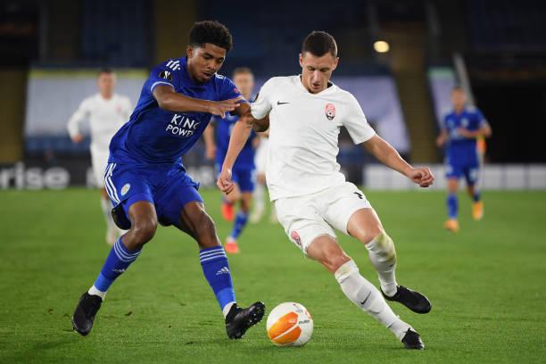 GBR: Leicester City v Zorya Luhansk: Group G - UEFA Europa League