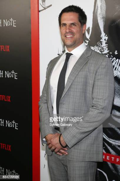Vlas Parlapanides attends Death Note New York Premiere at AMC Loews Lincoln Square 13 theater on August 17 2017 in New York City