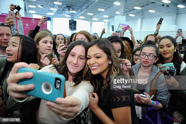 Bethany mota pictures and photos getty images vlogger bethany mota and guests attend the 2nd annual beautycon new york city festival at pier m4hsunfo