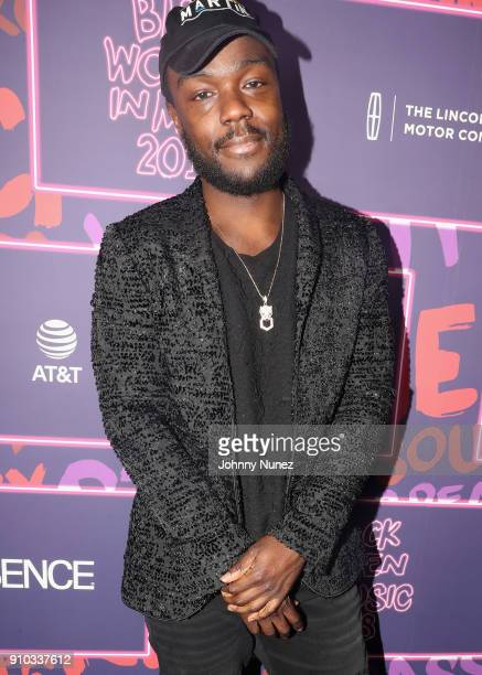 Vlogger Kid Fury attends the Essence 9th annual Black Women in Music at Highline Ballroom on January 25 2018 in New York City