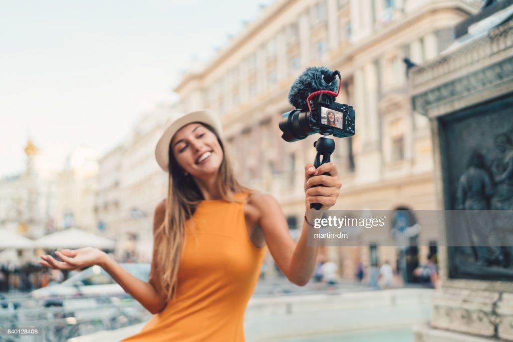 Vlogs : Stock-Foto