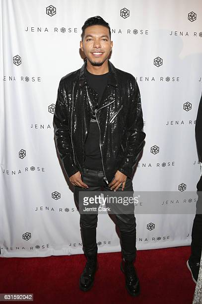 Vocal Coach Stevie Mackey attends Singer Jena Rose's Birthday Celebration At Bardot on January 12 2017 in Hollywood California