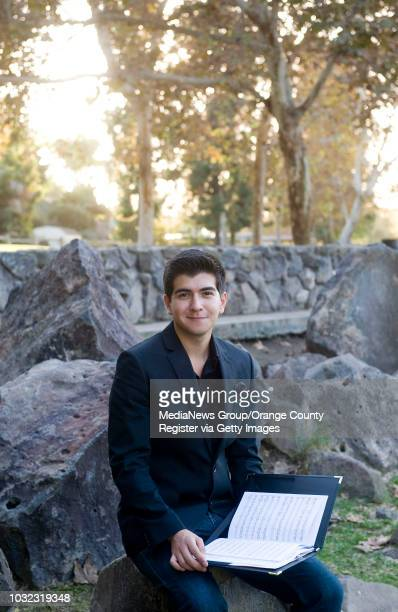 Vocalist Andrew Hernandez is the Varsity Arts' Artist of the Week The La Habra High School senior was accepted into the National Honor Choir and will...