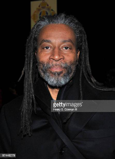 Vocalist Bobby McFerrin attends Thank You Tibet at the Cathedral of St John the Divine on March 4 2010 in New York City