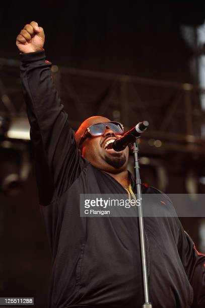 Vocalist Cee Lo Green performs during day 2 of the 2011 Austin City Limits Music Festival at Zilker Park on September 17, 2011 in Austin, Texas.