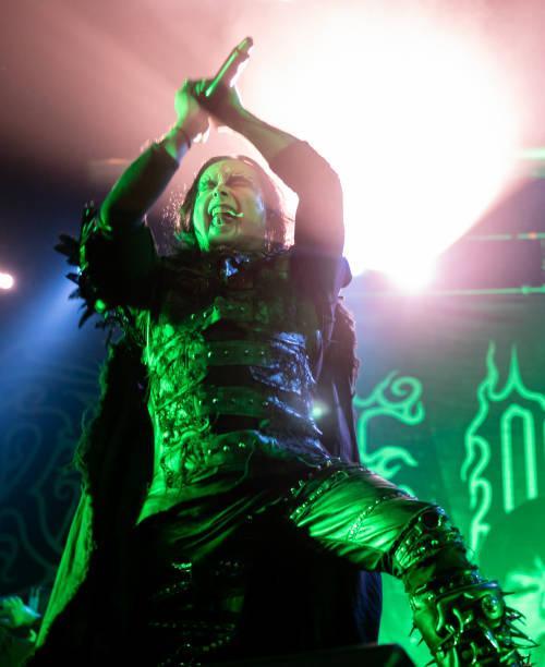 CA: Cradle Of Filth Perform At The Regency Ballroom