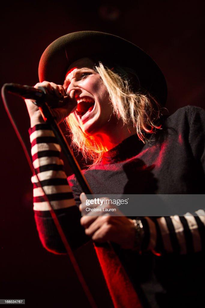 Dead Sara In Concert - Los Angeles, CA