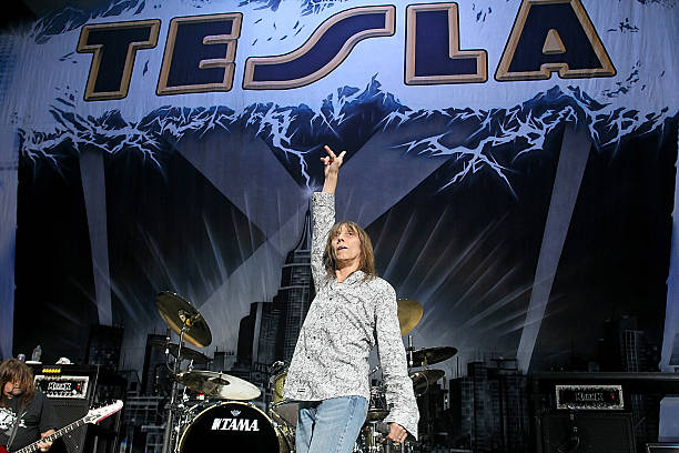 The Scorpions With Telsa In Concert San Antonio Tx