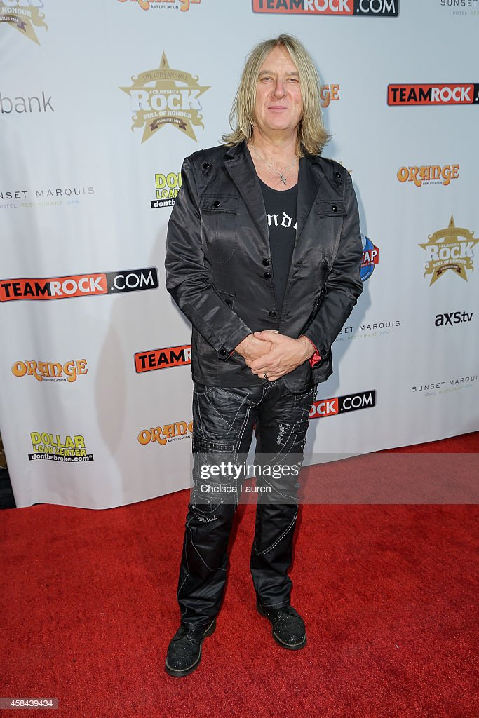 Classic Rock And Roll Honour 2014 Award Ceremony : News Photo