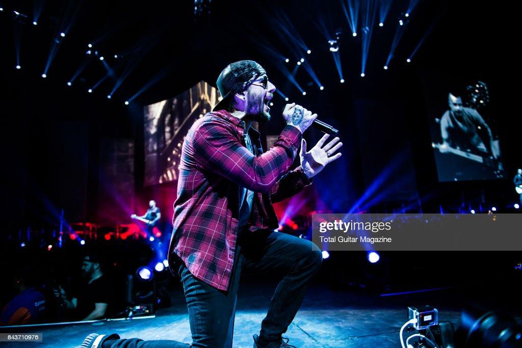 Avenged Sevenfold Live Shoot