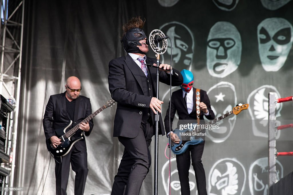 Aftershock Festival : News Photo