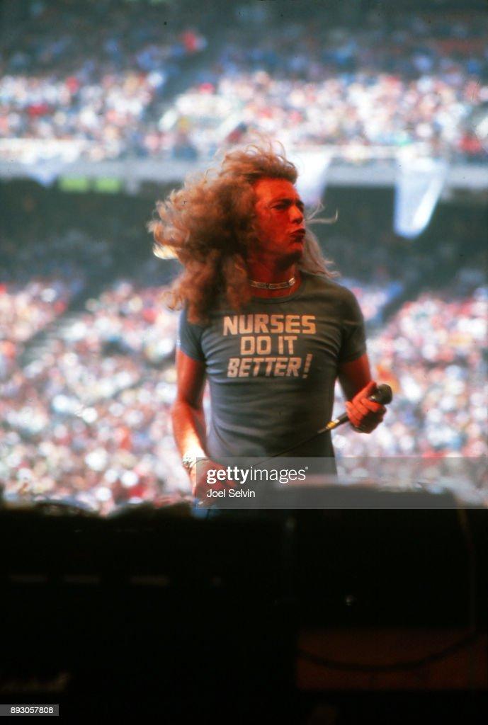 Led Zeppelin Live : Fotografía de noticias