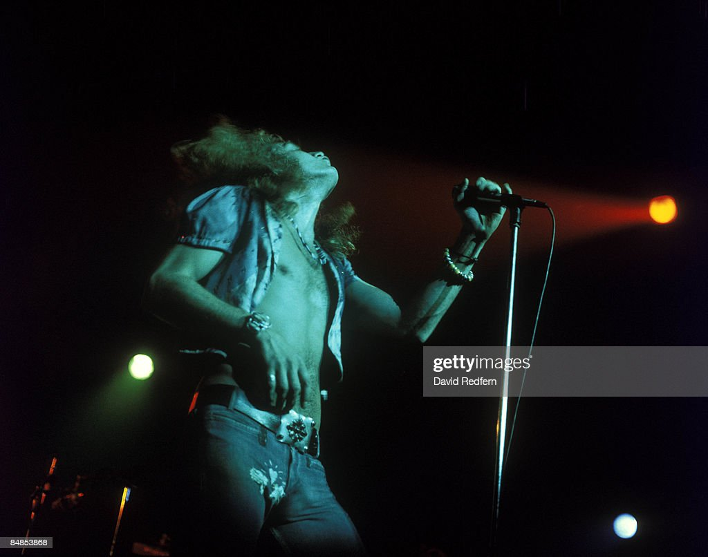 Photo of Robert PLANT and LED ZEPPELIN : News Photo