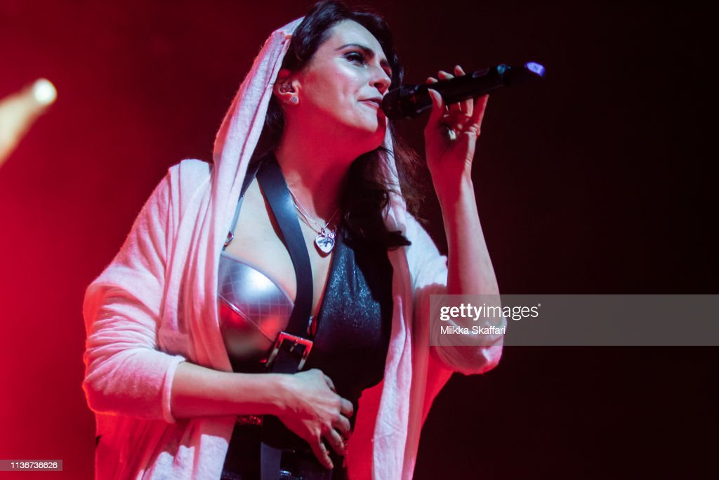 CA: Within Temptation In Concert - San Francisco, CA