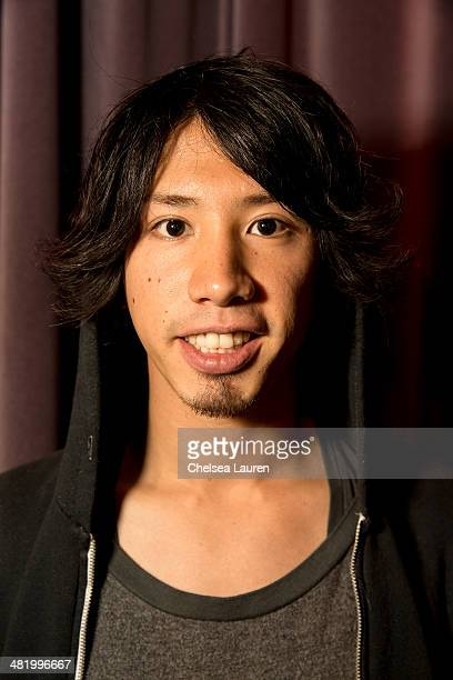 Vocalist Taka of One OK Rock attends the 2014 Vans Warped Tour press conference and kick-off party on April 1, 2014 in Los Angeles, California.
