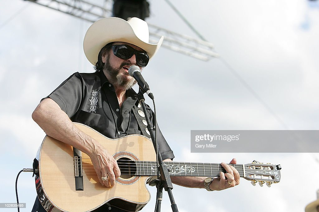 Vocalist/musician Johhny Bush performs to a sold out crowd during Willie Nelson's 4th of July Picnic at The Backyard on July 4, 2010 in Austin, Texas.