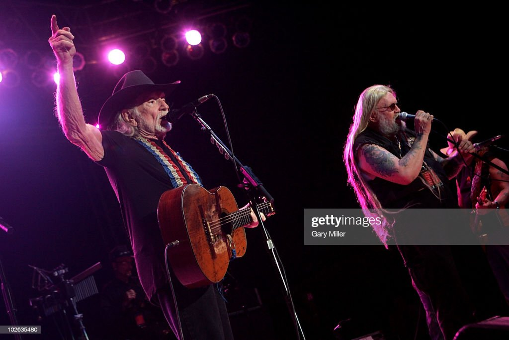 Willie Nelson's 4th of July Concert - Austin, TX