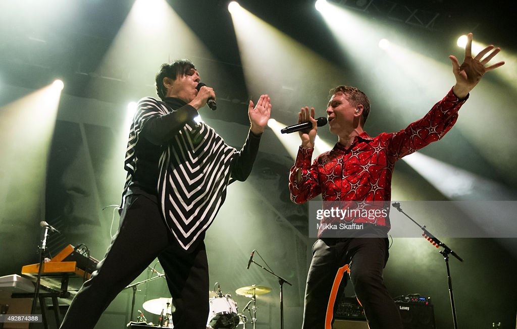 FFS Perform At The Fox Theater : News Photo