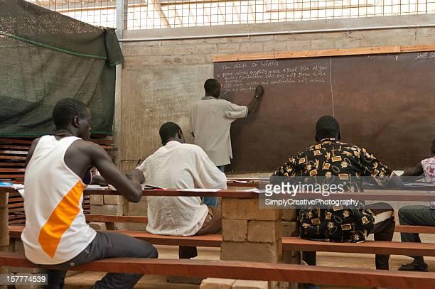 Vocational School in South Sudan