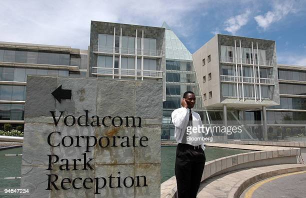 Vodacom's head office seen in Johannesburg South Africa Tuesday November 22 2005