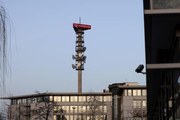 DEU: Vodafone Group Plc Masts Ahead of Planned European Tower Unit Listing
