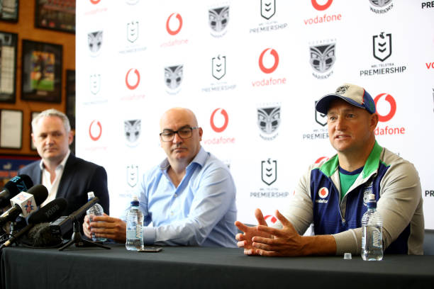 NZL: New Zealand Warriors Media Opportunity