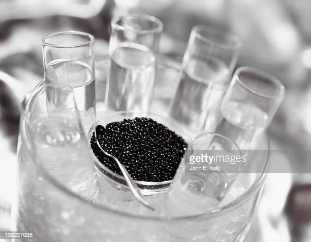 Vodka and Caviar