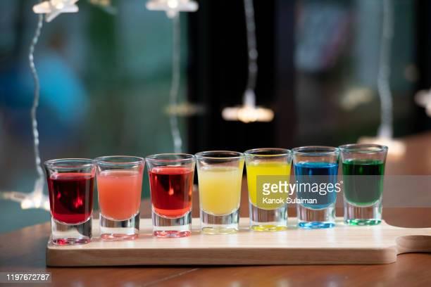 vodka shot - ウォッカ ストックフォトと画像