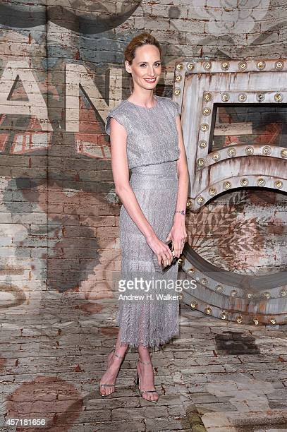 Vogue Editor Lauren Santo Domingo attends the CHANEL Dinner Celebrating N°5 THE FILM by Baz Luhrmann on October 13 2014 in New York City