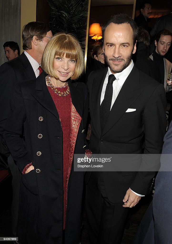 "The Cinema Society & Bing Host Screening of ""A Single Man"" - After Party : News Photo"
