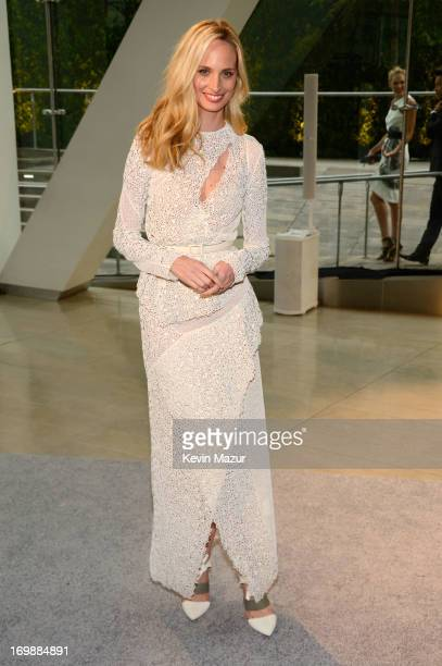Vogue magazine contributing editor Lauren Santo Domingo attends 2013 CFDA Fashion Awards at Alice Tully Hall on June 3 2013 in New York City